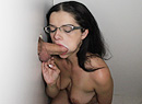 Amber Leah Sucking Cock
