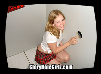 Teen Tammi Anal Barebacking Stranger in Glory Hole