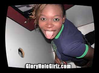 19 Year Old Bahamian Gloryhole Girl Sloane