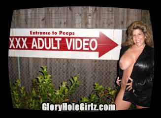 Glory Hole Girl Victoria Ass Fingered